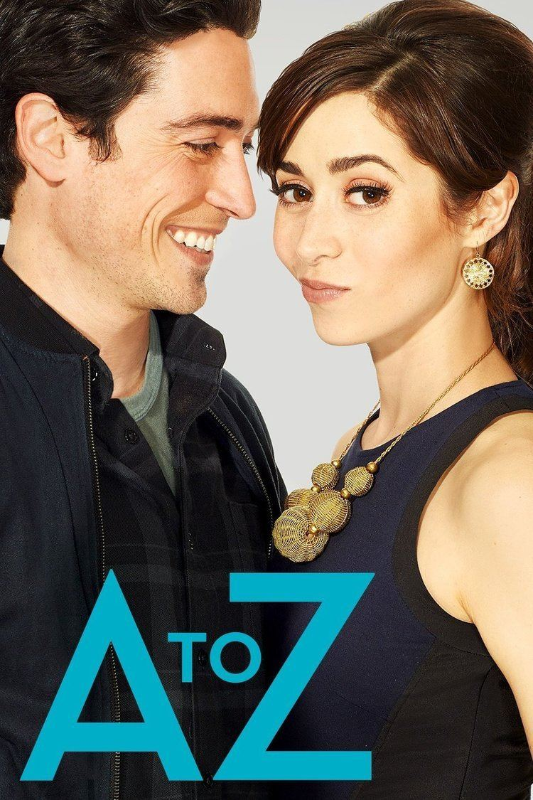 A to Z (TV series) wwwgstaticcomtvthumbtvbanners10773468p10773