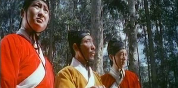 A Touch of Zen A Touch of Zen King Hu film analysis Senses of Cinema