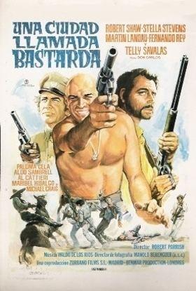 A Town Called Bastard A Town Called HellUna Ciudad Llamada Bastarda Not The Baseball
