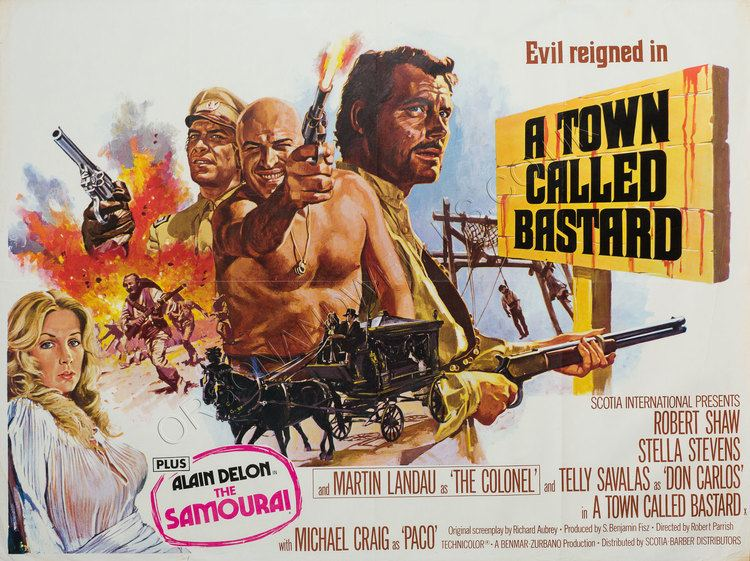 A Town Called Bastard SIXGUNS REVIEWS A TOWN CALLED BASTARD 1971 Multitude Of Movies
