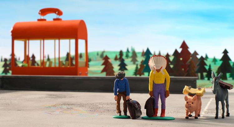 A Town Called Panic (film) A Town Called Panic Double Fun Trailer Teases StopMotion