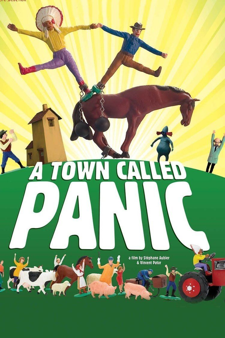 A Town Called Panic (film) wwwgstaticcomtvthumbmovieposters7884805p788