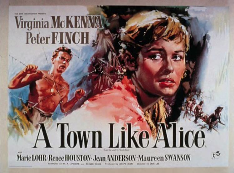 A Town Like Alice (1956 film) A Town Like Alice Review Photos Ozmovies