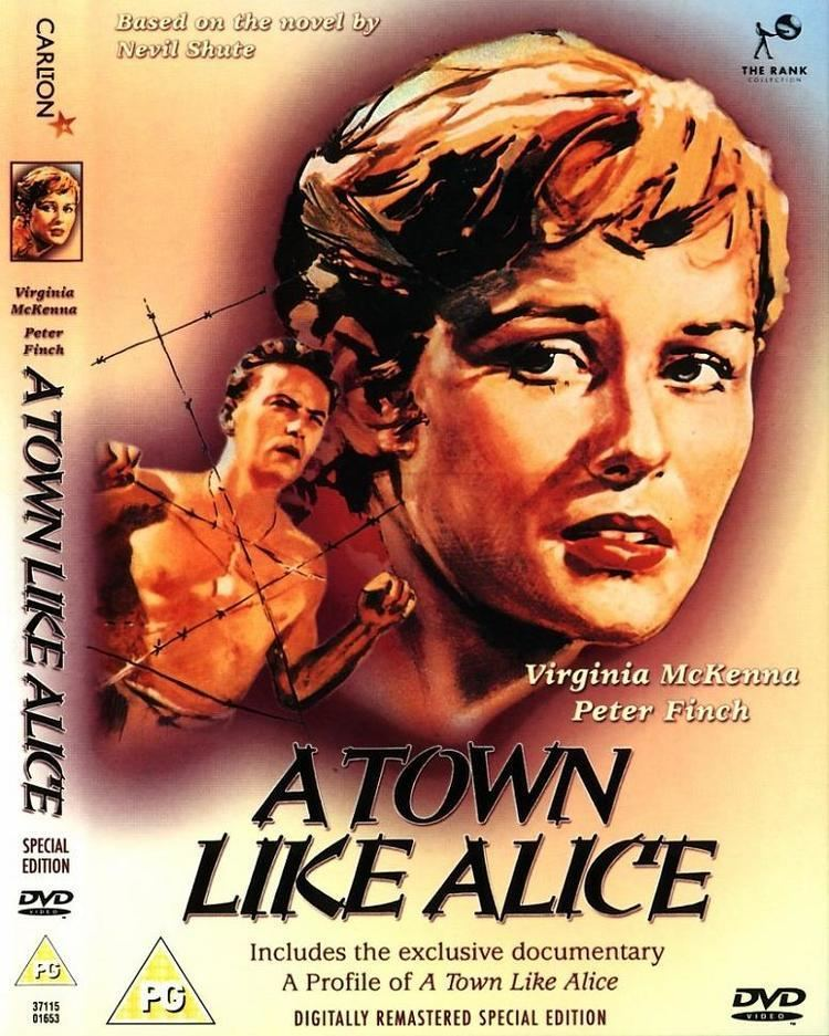 A Town Like Alice (1956 film) A Town Like Alice Special Edition 1956 UK Dvd in Stock