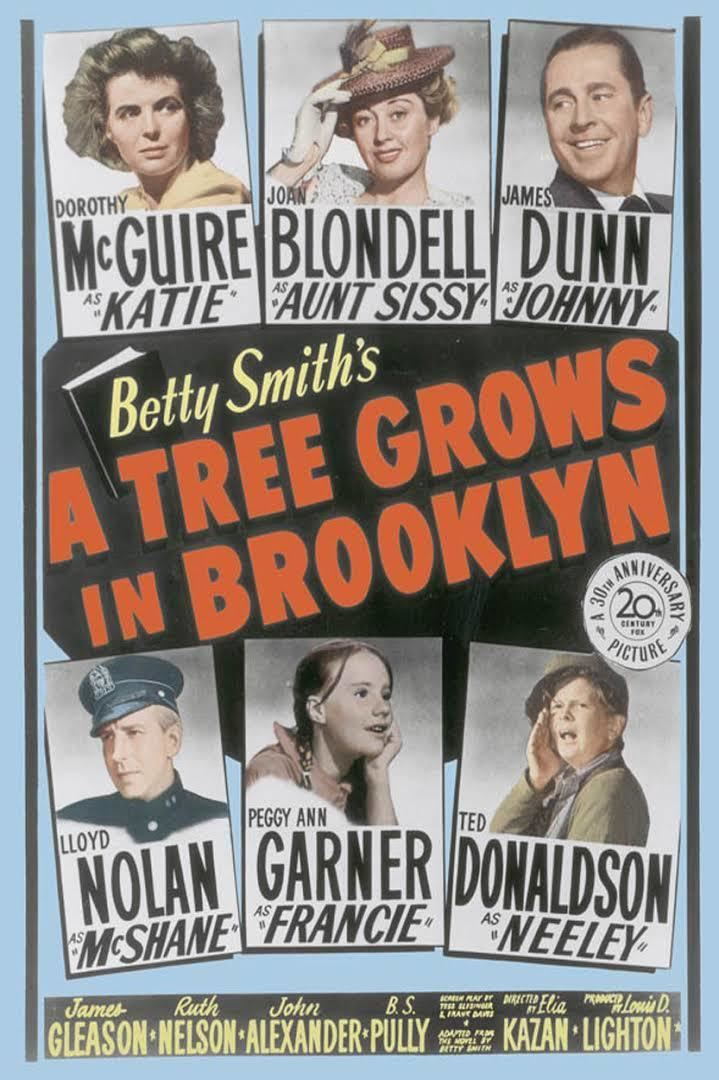 A Tree Grows in Brooklyn (film) t3gstaticcomimagesqtbnANd9GcTnmrGHUWqoECLtLD