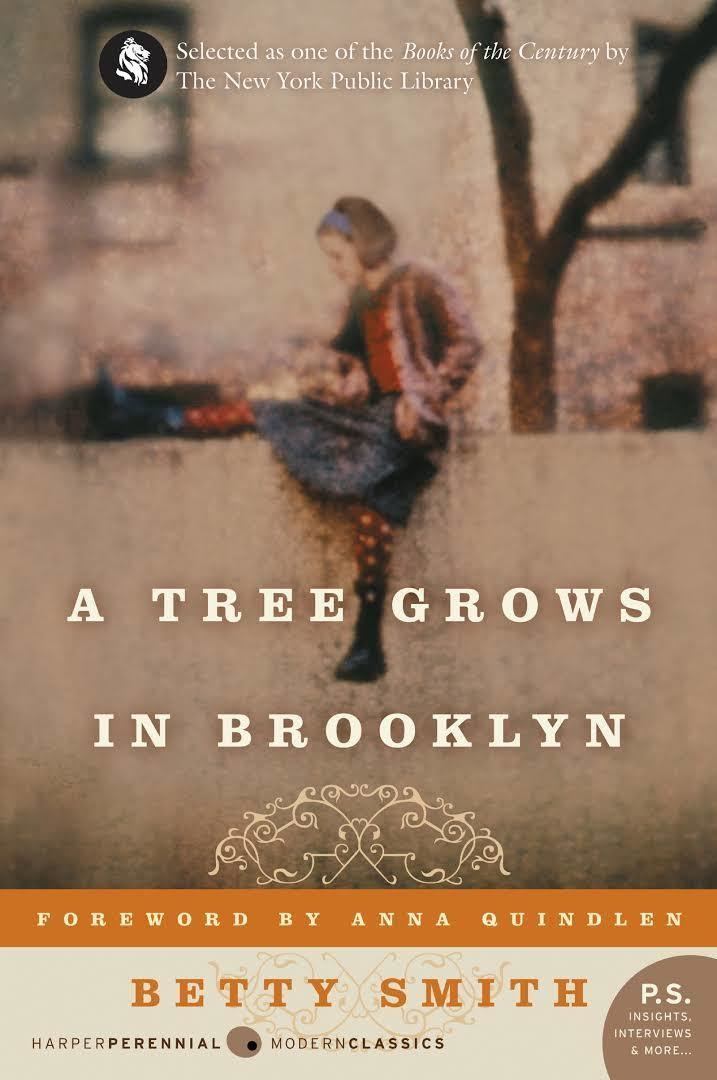 A Tree Grows in Brooklyn (novel) t1gstaticcomimagesqtbnANd9GcTheAxhN1iRAz8B42