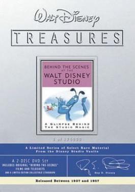 A Trip Through the Walt Disney Studios movie poster