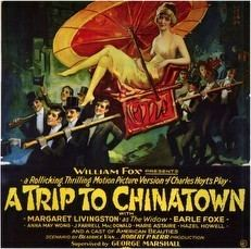 A Trip to Chinatown (film) movie poster
