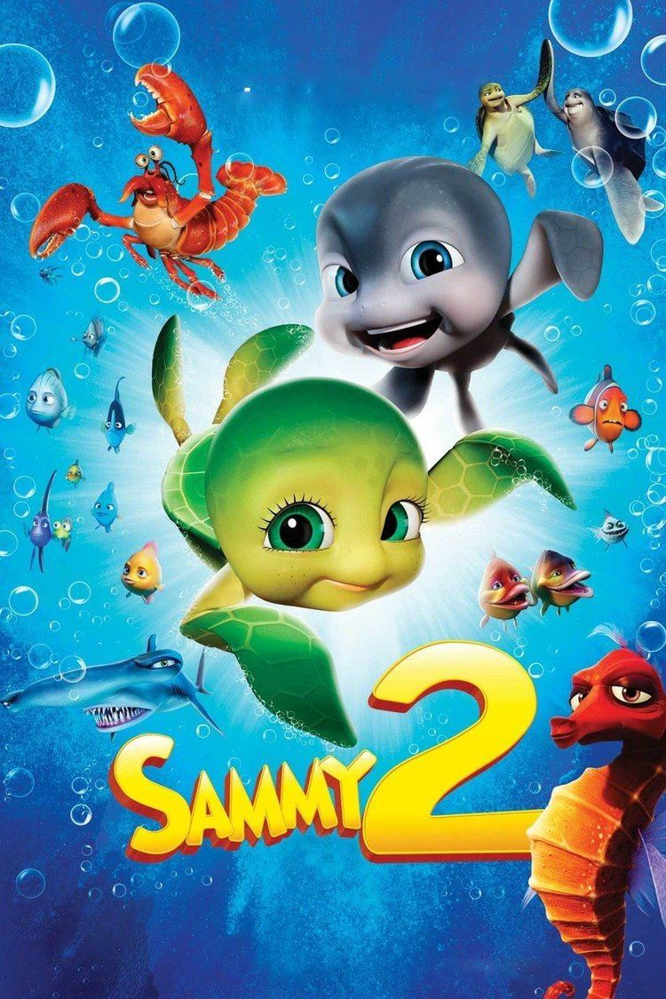 A Turtle's Tale 2: Sammy's Escape from Paradise wwwgstaticcomtvthumbmovieposters9733952p973