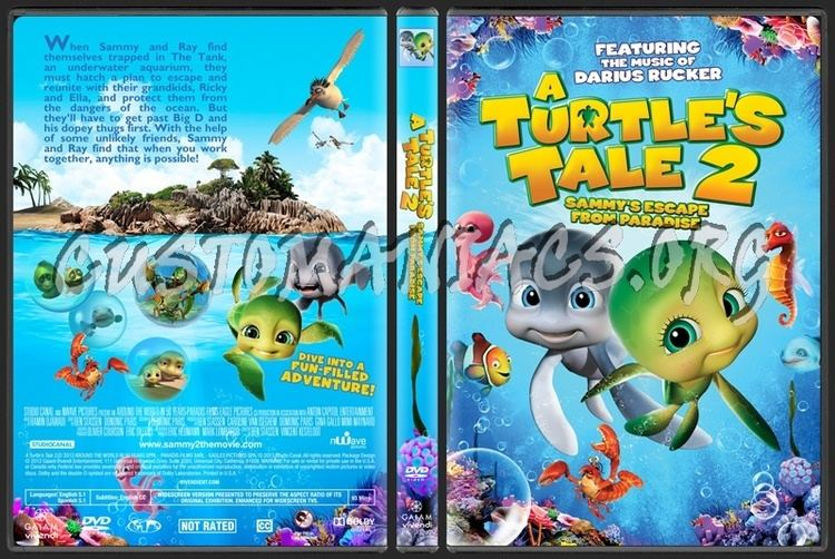 A Turtle's Tale 2: Sammy's Escape from Paradise A Turtle39s Tale 2 Sammy39s Escape From Paradise aka Sammy39s