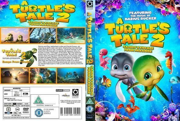 A Turtle's Tale 2: Sammy's Escape from Paradise FreeCoversnet A Turtles Tale 2 Sammy39s Escape From Paradise