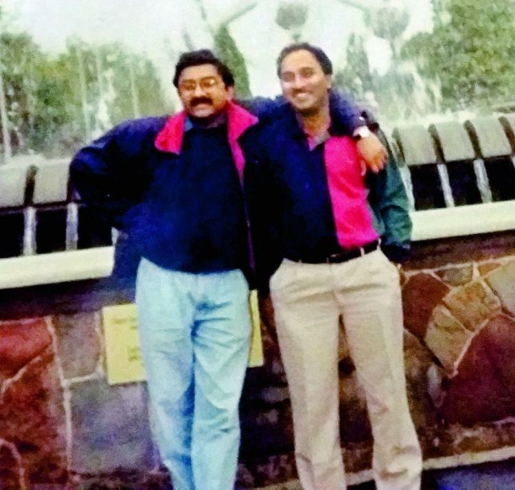 A. V. Gurava Reddy When distance doesnt matter