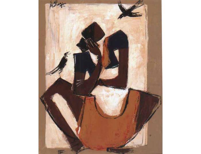 A. V. Ilango ART HOUZ A V ILANGO