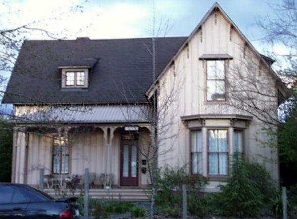 A. V. Peters House