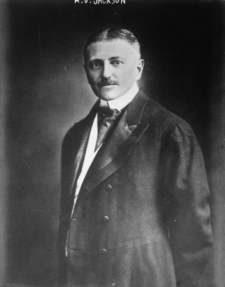 A. V. Williams Jackson