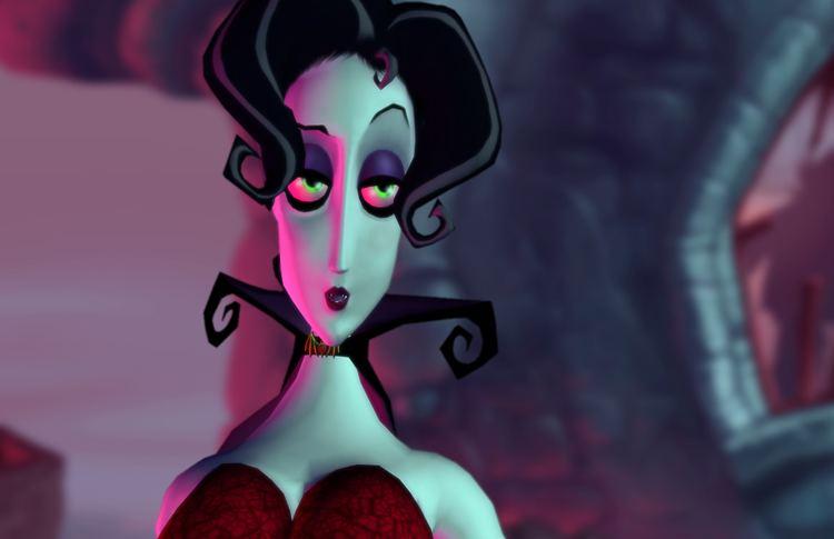 A Vampyre Story: Year One A Vampyre Story Year One Screenshots The International House of