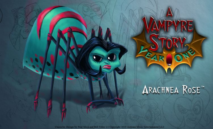 A Vampyre Story: Year One A Vampyre Story Year One Concept Art The International House of