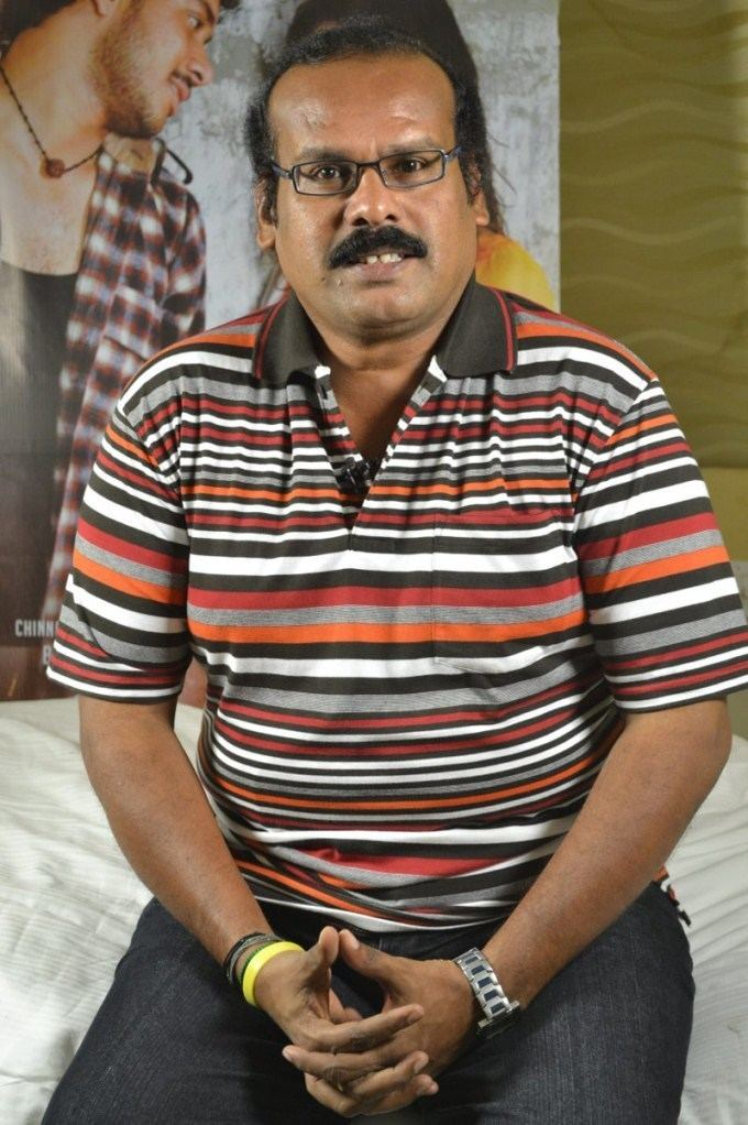 A. Venkatesh (director) Photos Killadi Movie Press Meet Pictures Images