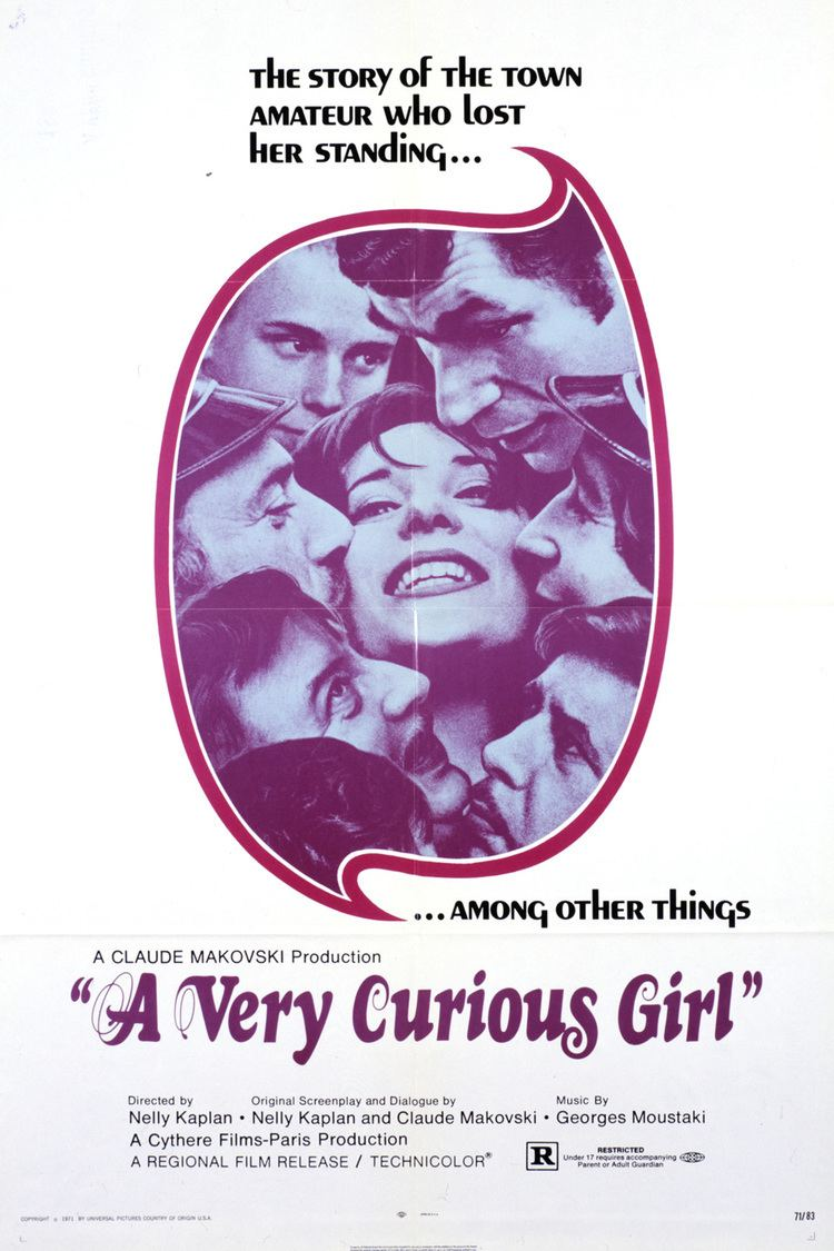 A Very Curious Girl wwwgstaticcomtvthumbmovieposters96604p96604
