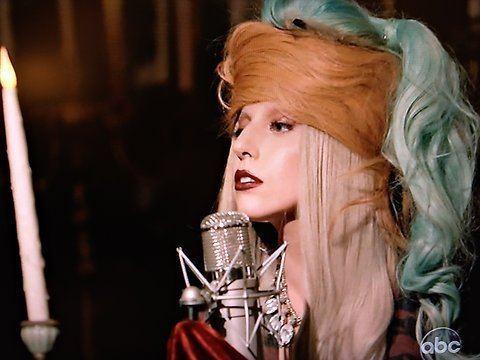 A Very Gaga Thanksgiving 10 Things That Really Happened on 39A Very Gaga Thanksgiving39 The