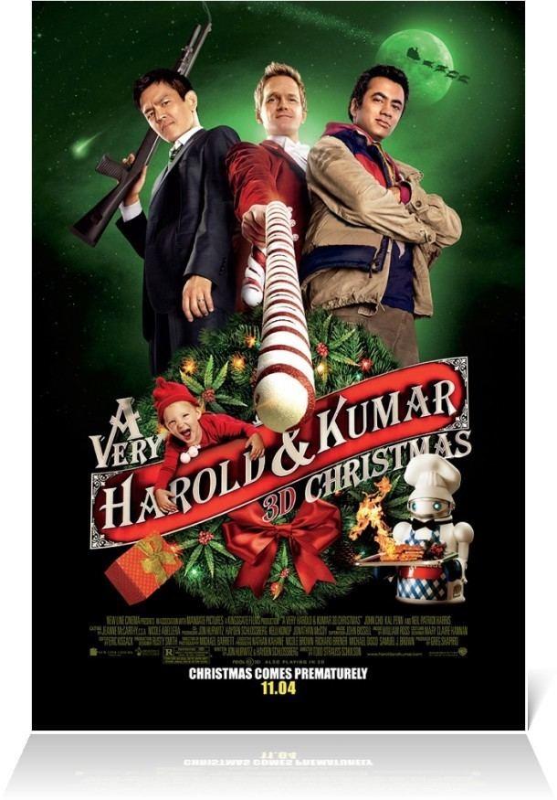 A Very Harold & Kumar 3D Christmas May 8 2015 A Very Harold amp Kumar 3D Christmas 2011 MovieOfTheDay