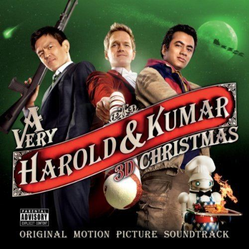 A Very Harold & Kumar 3D Christmas A Very Harold amp Kumar 3D Christmas39 Soundtracks Announced Film