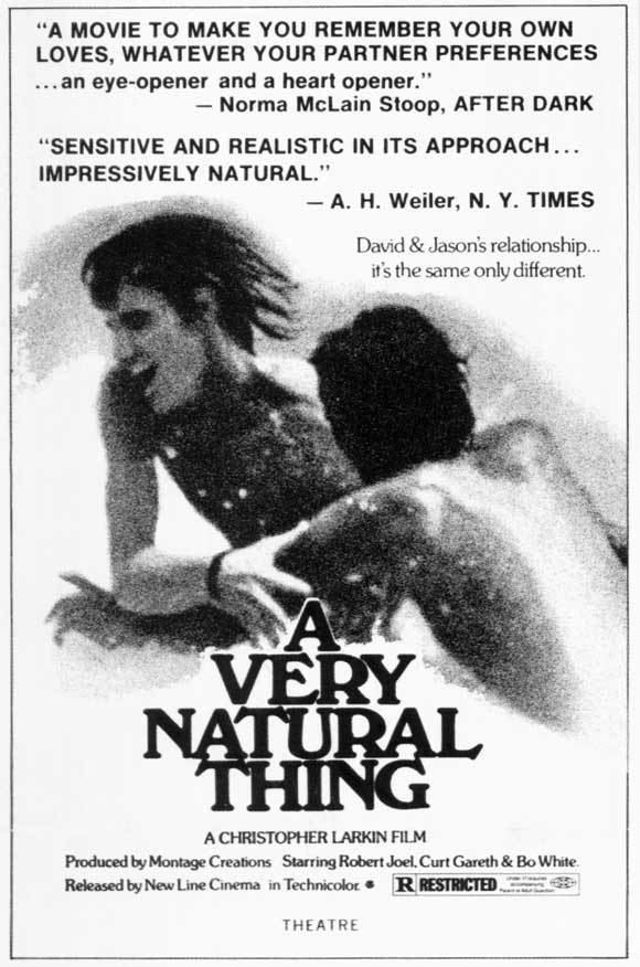 A Very Natural Thing Movie Posters From Movie Poster Shop