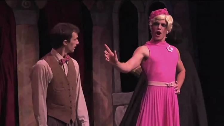 A Very Potter Sequel Best Of Brian Holden as LUPIN A Very Potter Sequel YouTube