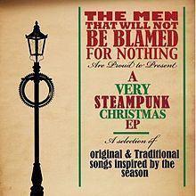 A Very Steampunk Christmas EP httpsuploadwikimediaorgwikipediaenthumb0