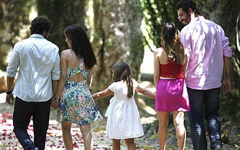 A Vida da Gente A vida da gente novela das seis da Rede Globo