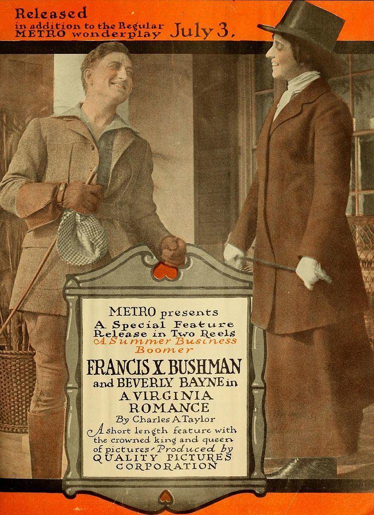 A Virginia Romance