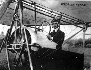A Vlaicu II Aurel Vlaicu Romanian aviation pioneer