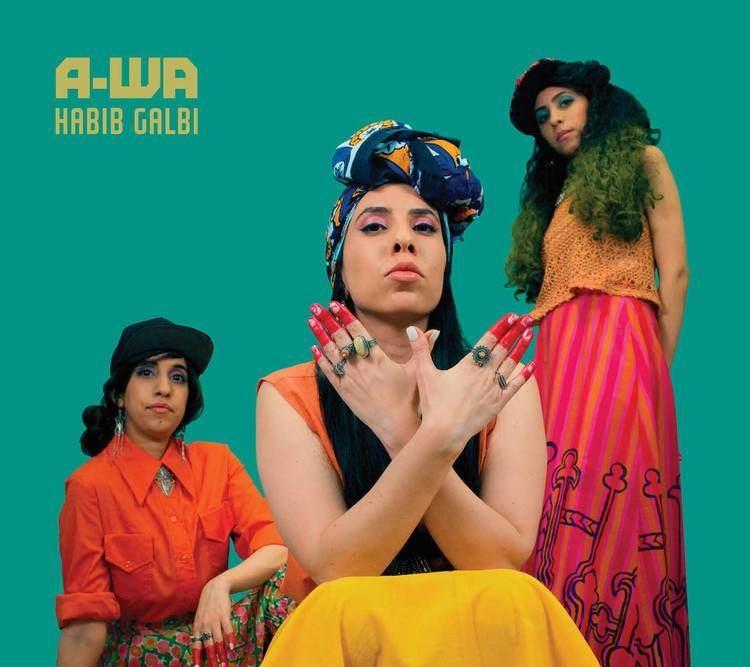 A-WA Habib Galbi AWA remix by Yuvi Gerstein Yuval Gerstein