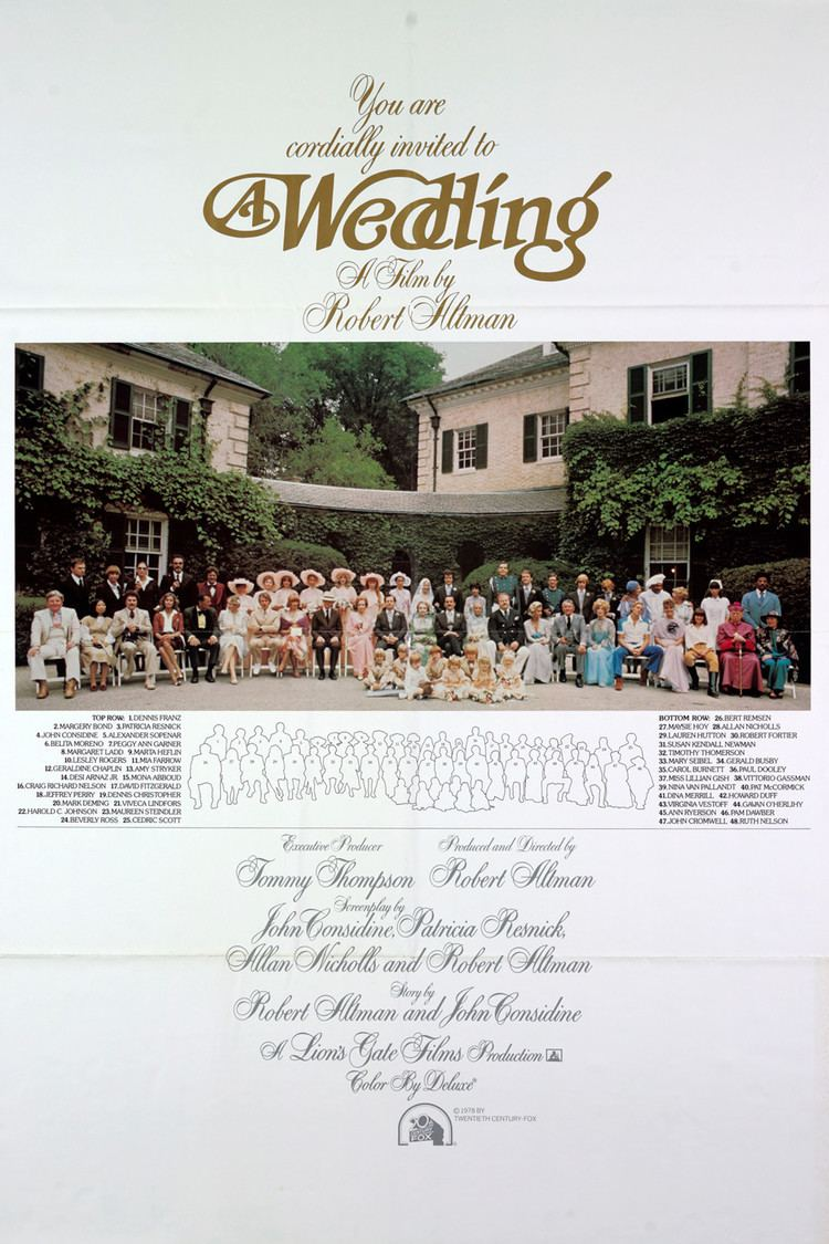 A Wedding wwwgstaticcomtvthumbmovieposters5167p5167p