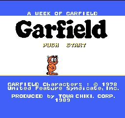A Week of Garfield A Week of Garfield The Cutting Room Floor