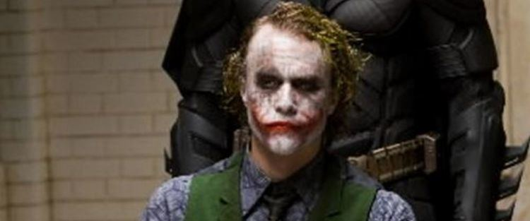 A Wet Knight movie scenes The Dark Knight Movie Review