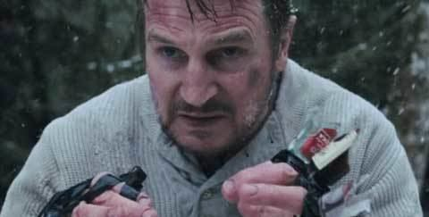 A Wet Knight movie scenes Still in cinemas Liam Neeson s wolf punching tale of survival makes for some grim and depressing viewing albeit mixed with some killer action The film
