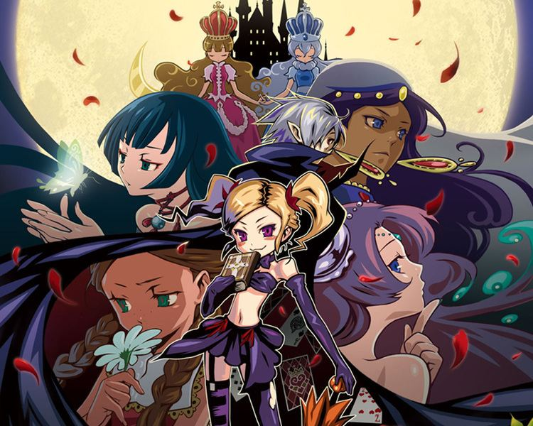 A Witch's Tale Princess Aquell A Witch39s Tale Zerochan Anime Image Board