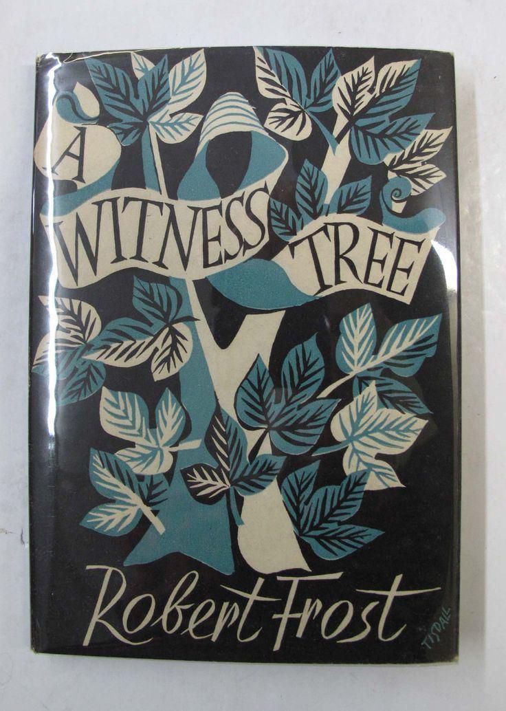 A Witness Tree httpssmediacacheak0pinimgcom736xd2e5c7