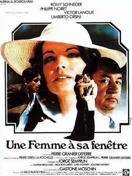 A Woman at Her Window movie poster