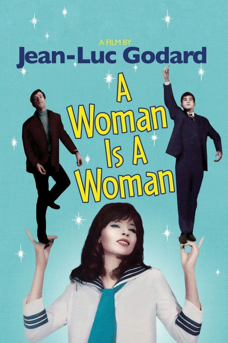 A Woman Is a Woman wwwgstaticcomtvthumbmovieposters22787p22787