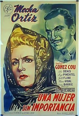 A Woman of No Importance (1945 film) movie poster