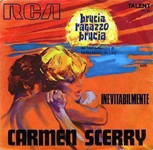 A Woman on Fire Brucia Ragazzo Brucia Soundtrack details SoundtrackCollectorcom