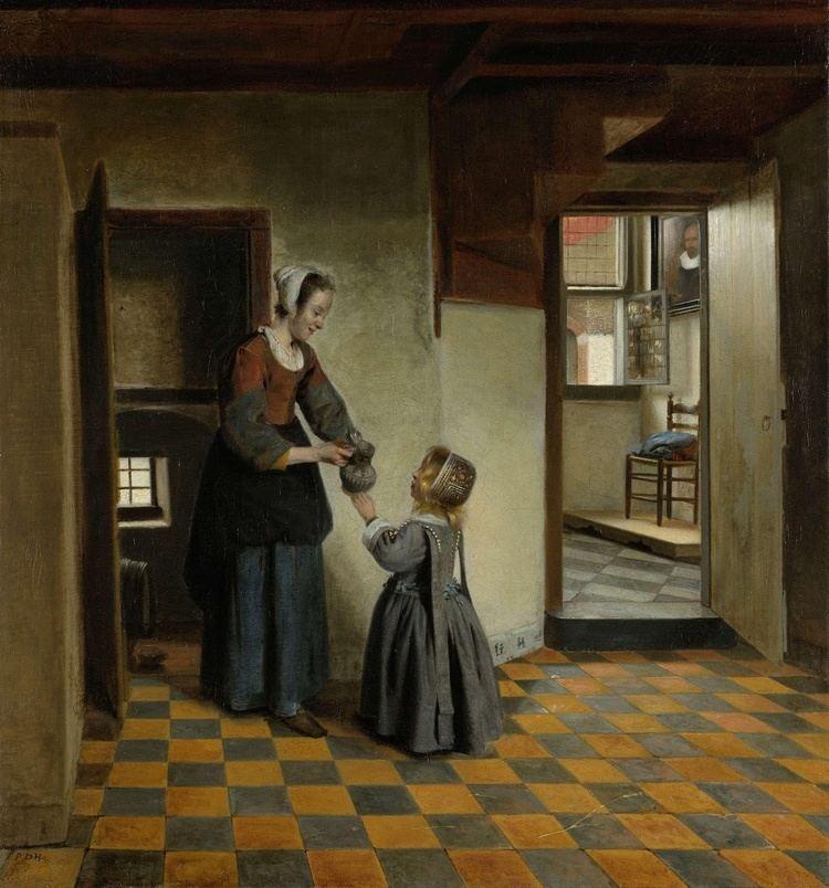 A Woman with a Child in a Pantry lh3ggphtcomNDqThazT68segopSZZzhd2Fz42z0lDlMWm90
