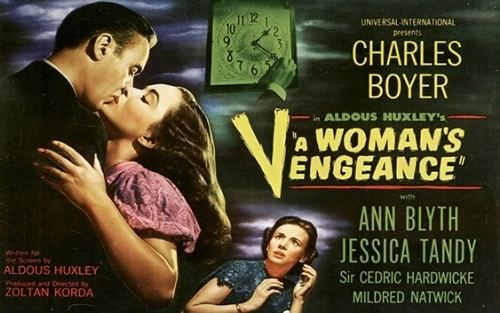 A Womans Vengeance 1948 Review The Film Magazine