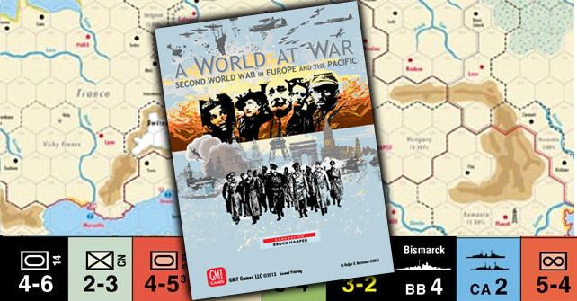 A World At War A World at War The Ultimate WWII Strategy Game Coqui Hobby