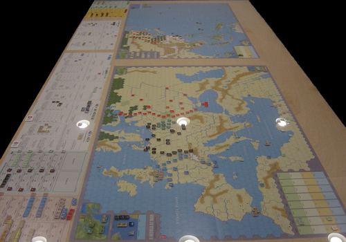 A World At War A World at War Board Game BoardGameGeek