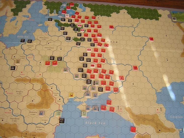 A World At War A World at War barbarossa Fun Games Room