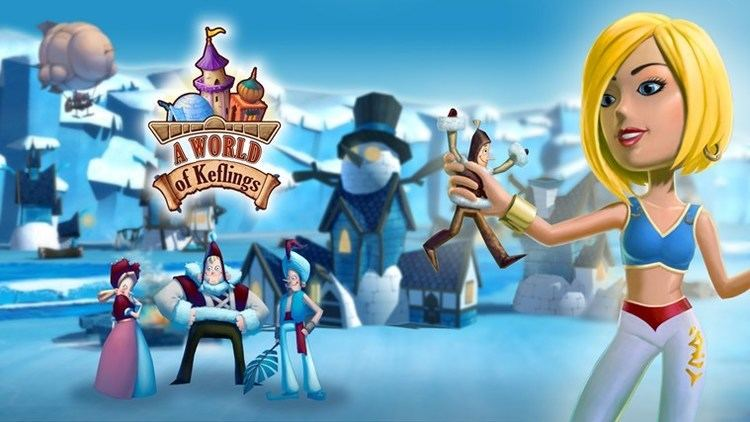 A World of Keflings A World of Keflings Yaygames