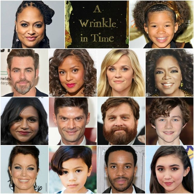 A Wrinkle in Time (2018 film) Ava DuVernay39s A Wrinkle in Time To Hit Theaters In April 2018